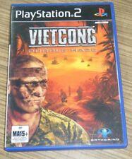 Playstation 2 PS2 Game - Vietcong: Purple Haze