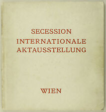 Secession Wien. Internationale Aktausstellung 1928