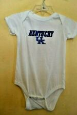 University Of Kentucky 1 Piece-Boys Size 12 Mos-Licensed Short Sleeve-Nwot