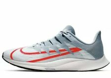 Men Nike Zoom Rival Fly Athletic Shoes Pure Platinum/Bright Crimson CD7288-002