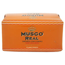 Musgo Real Spiced Citrus Soap on a Rope by Claus Porto for Unisex - 6.7 oz Soap