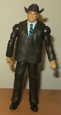 Jim Ross WWE Mattel Complete Build a Wrestling Figure WWF Wrestler NXT