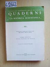 L. CONTOLI/ S. PALLADINO - LIBRO BIANCO SULLA NATURA IN ITALIA - 1971