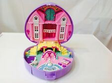 Vintage Polly Pocket 1994 Polly's Wonderful Wedding RARE - Musical blue bird