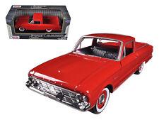 1960 Ford Falcon Ranchero Pickup Red 1:24 Diecast Model Car- 79321RD*