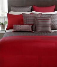 Hotel Collection FRAME LACQUER Duvet Cover Full/Queen Retail $270.00