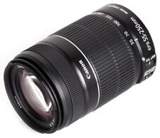 Canon EF-S 55-250mm f/4.0-5.6 IS II Lens (Price Reduced)