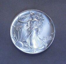 1992 American Silver Eagle | Bullion .999 Fine | Fresh from the tube
