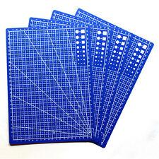 A4 Schneiden Handwerk Matte Printed Line Raster Skala Platte Leder Papier Board.