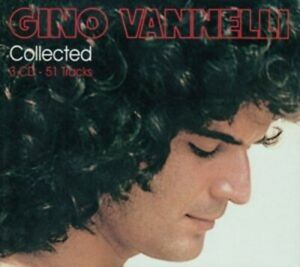 Gino Vannelli Collected Remastered 3 CD Digipak NEW