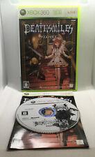 Death Smiles - NTSJ Japan Import - Complete CIB - Xbox 360