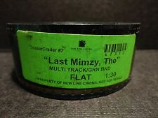 The Last Mimzy 2007 35mm Trailer #2 collectible movie cells 1:30min/sec FLAT