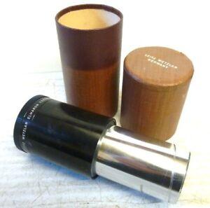 Vintage Cased Leitz Wetzlar Projection Lens - ELMARON - 1:3.2/150mm