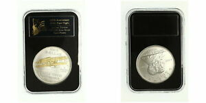 2003 United States - 1$ FIRST FLIGHT 100 Year anniversary .900 Silver coin