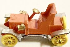 """VINTAGE CHARBENS MINI METAL CAR MADE IN ENGLAND 1 1/2"""" long"""