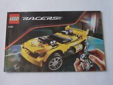 LEGO® Bauanleitung / Instruction Nr. 8183