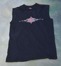 Harley Davidson Santa Barbara California Men's Sleeveless Shirt Size M.