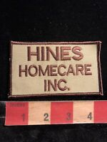 Home Care HINES HOMECARE INC. Advertising Patch 83X3