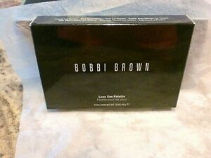 NEW! Bobbi Brown Luxe Eye Palette, 6 Eye Shadows