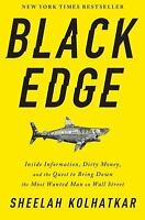 Black Edge: Inside Information Dirty Money and the Quest to Bring(0812995805)