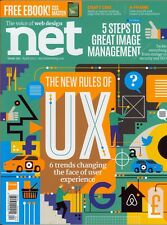 net Magazine April 2017 The Voice of Web Design - New Rules of UX