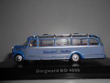BORGWARD BO 4000 BUS COLLECTION #113 PREMIUM ATLAS 1:72