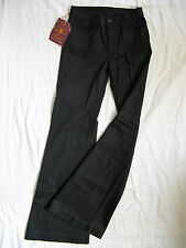 7 SEVEN for all MANkiND Damen Jeans Stretch W24/L32 slim fit normal waist flare