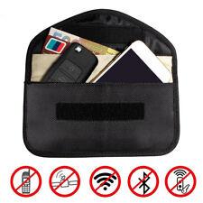 RFID Strahlenschutz-Tasche Handy Phone No-Signal Funk Stop Tasche  Autoschlüssel