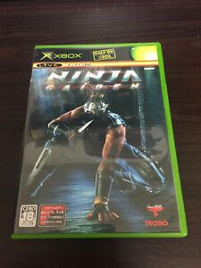 NINJA GAIDEN Original Xbox Japan