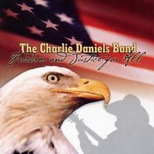 Charlie Daniels, Cha - Freedom & Justice for All [New CD]
