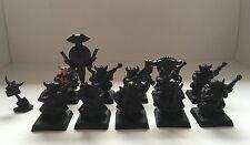 10 Dwarf Thunderes - Dwarf Thunderes Unit - Battle For Skull Pass Games Workshop