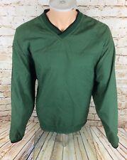 Vintage Fila Warm Up Jacket Pullover Windcheater Green Sz Medium / M Mens