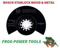 BOSCH ACZ 85 EB BIM STARLOCK MULTITOOL WOOD & METAL BLADE + VAT RECEIPT