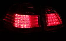 LED BAR RÜCKLEUCHTEN BMW 5er E61 04-07 TOURING FACELIFT OPTIK ROT KLAR LIGHTBAR