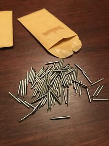 10 Envelopes Of Vintage Record Needles