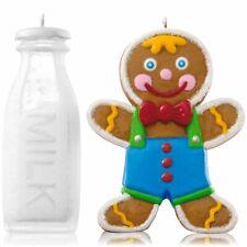 Hallmark Series Ornament 2014 Tis The Seasoning #1 - Milk and Cookie - #Qx9233