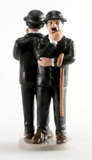 Figurine plastique Tintin Dupond et Dupont