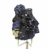 Chessylite ( Azurite ). 111.0 ct. Chessy-les-Mines, France..