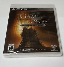 Game of Thrones: A Telltale Games Series (Sony PlayStation 3, 2015)