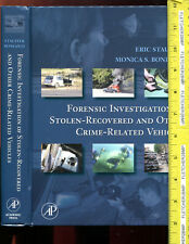 New ListingForensic Investigation Of Stolen-Recovered & Other Crime-Related Vehicles