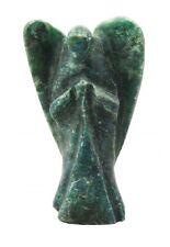 Kristalltherapie jadegrün stein engel heilkristall 2 zoll edelstein statue