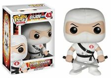 GI Joe Pop! Vinyl TV, Movie & Video Game Action Figures