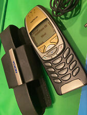 Nokia 6310i - Black/Gold (Unlocked). Made In GERMANY. 1 Owner. Extras