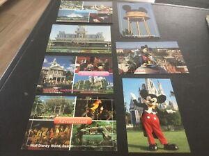 Walt Disney Postcards (7)