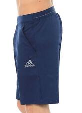 Nuevo Adidas para hombre Premium Climacool Pantalones Cortos Gimnasio Correr Entrenamiento Físico - - Azul Marino