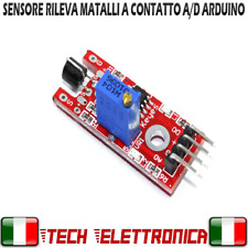 Sensore touch metallico rileva metalli KY-036 Sensore analogico digitale ARDUINO