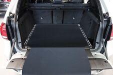 3-teilige Kofferraummatte mit Ladekantenschutz für BMW X5 F15