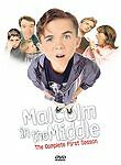 Malcolm in the Middle - The Complete First Season (DVD, 2002, 3-Disc Set, Three