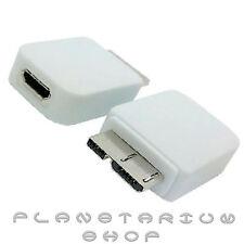 ADAPTADOR DE CARGA Y DATOS MICROUSB 2.0 A CONECTOR MICRO-USB 3.0 CONVERSOR