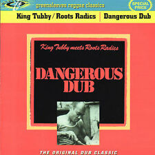 Dangerous Dub [Remaster] by King Tubby/Roots Radics (CD, Apr-2001,...